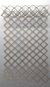 Celosia comercial Chapinero / Commercial lattice Chapinero