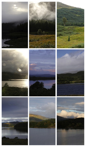 Loch Shiel - 24 Hour Film