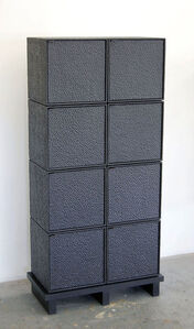 8 Cubes Chest of Drawers