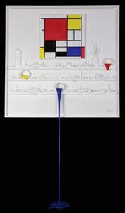 FLOW 111 Tribute to Mondrian