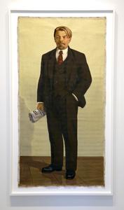 Lenin as Jack Dawson in Titanic