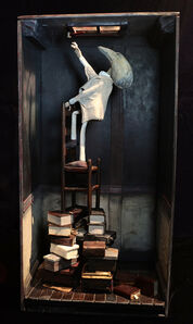 The Ladder Back Chair (The Artifice of Hope)