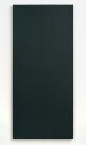 Green Black Studio Painting