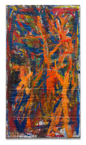 Painting w/ paintbrush