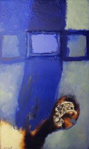 Blau del vidre