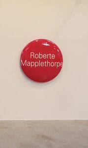 Portrait Grandeur Nature (Roberte Mapplethorpe)