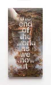 Untitled (the end of the world as we know it)