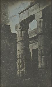 Lotus Columns at Gournah