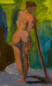 Untitled Figure Study