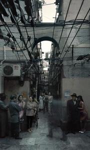 Shanghai series - Lane