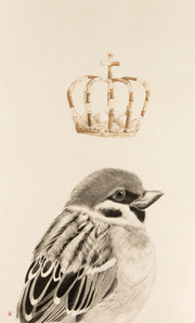 Coronation of Sparrow King in Mexico City