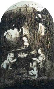 Appropriation - La Vergine Delle Rocce