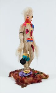 Bjarne Melgaard with Bob Recine, Untitled