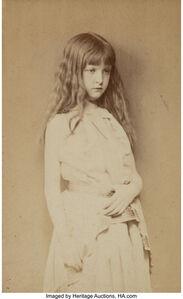 Study of Alexandra 'Xie' Kitchin