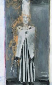 Redescription Selbst-Portrait (nach Hugo Ball, Dada Poète) N°5