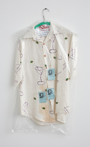 "Martini Shirt (Sloan's Dry Cleaners and Laundry: ""Clean and Fresh"")2"