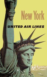 United Air Lines - New York - Aviation