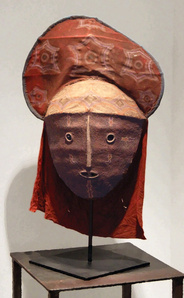 Chokwe Democratic Republic of Congo Mask