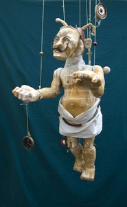 Marionette As Dali