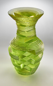 Solid Vase Form #62