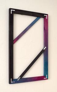 Black/Blue/Pink