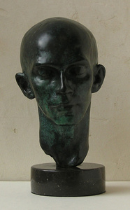 Head of a Dancer (Harald Kreutzberg)