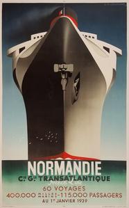 Normandie - Transatlantique Ocean Liner