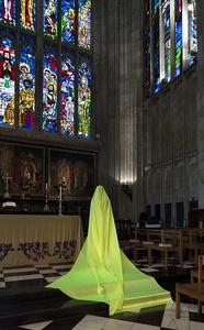 Woman at Eton College Chapel (IV)