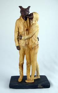 Cedar Street Fox Couple