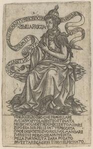Phrygian Sibyl