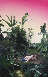 Cae la noche tropical (under a tropical night)