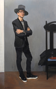 Portrait of Brenton Geyer