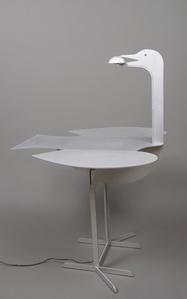 """""""Oiseau d'Argent"""" Table"""