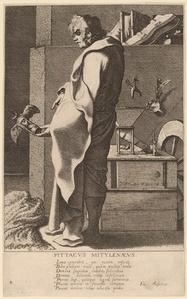 Pittacus Mitylanaeus