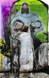 Gallery Weekend Berlin: HUMA BHABHA