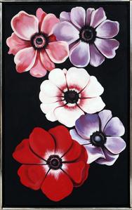 Five Anemones