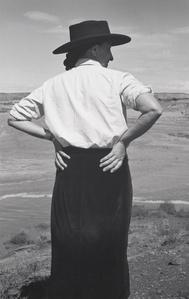 Georgia O'Keeffe in the Southwest