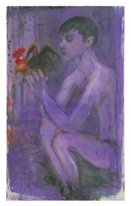 Intimate moment (purple)