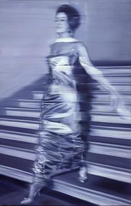 Woman Descending the Staircase (Frau die Treppe Herabgehend)