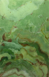Young ruins - onyx vert - CEL