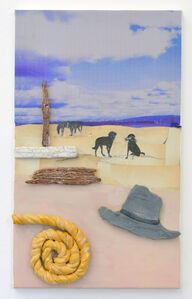Rope, Hat and Dogs