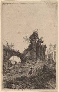 The Ruins of the Colosseum