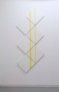 Sans titre (cube painting)