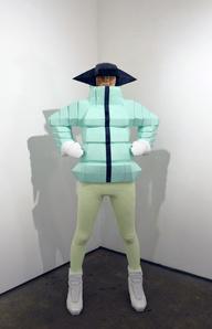Takuspe B-Girl Down Jacket