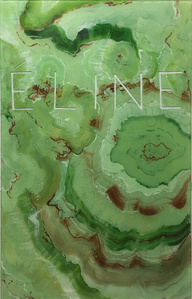 Young ruins - onyx vert - ELINE