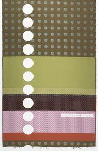 Textile, Repeat Dot Print