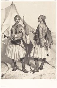 Arnautes, Égypte (Albanians, Egypt)