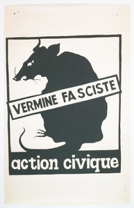Vermine Fasciste Action Civique
