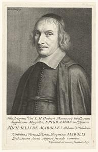 Michel de Marolles, abb' de Villeloin
