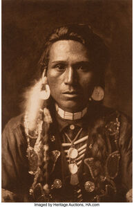 The North American Indian, Volume 7: The Indians of the United States and Alaska